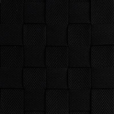 テキスタイルストラップ:ブラック